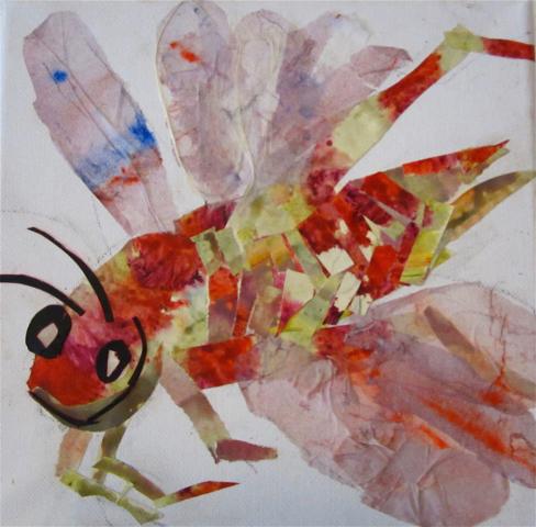Ine vanden Heuvel | Insecten