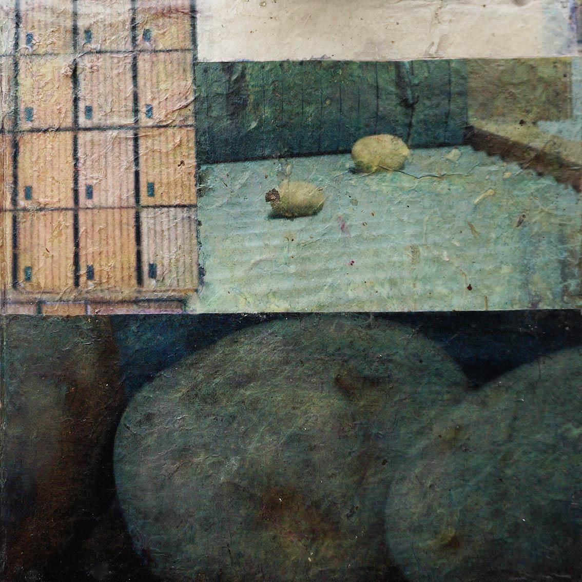 Ine van den Heuvel | Aardappel
