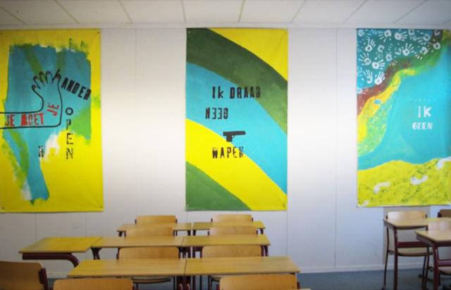 Ine van den Heuvel | kunstproject